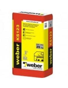 WEBER, klej do styropianu i siatki Weber KS123