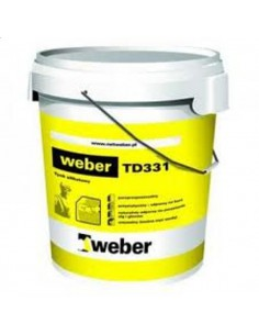 Tynk silikatowy Weber TD331