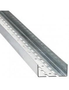 El perfil de marco BudMat UA-100 3 m