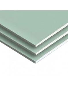 Yeso placa cartón NIDA agua 12,5 mm (2 x 1, 2)