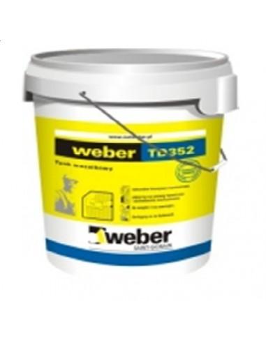 Tynk mozaikowy marmolit Weber TD352 30 kg