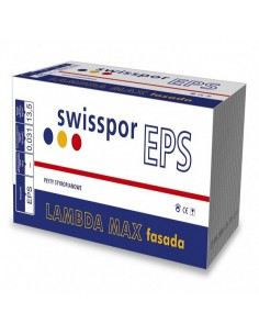 Styropian Swisspor LAMBDA MAX fasada