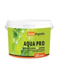 Farba dyspersyjna-krzemianowa Termo-Organika AQUA Pro