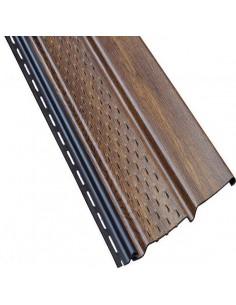 Podsufitka zewnętrzna PVC pełna drewno podobna