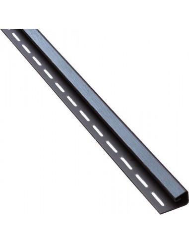 """Listwa PVC typ """"J""""do podsufitki 400 cm"""
