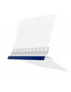 Kapinos PVC z siatką i taśmą 250 cm