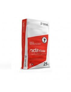 Gips szpachlowy NIDA Start 25kg