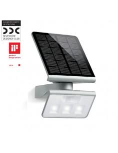 Lampa LED z panelem fotowoltaicznym Steinel XSolar L-S biała