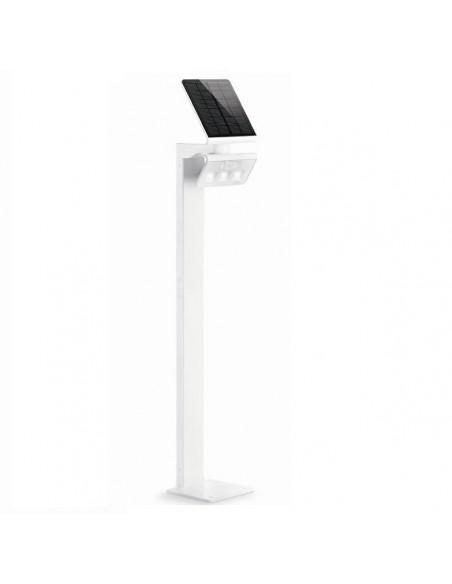 Lampa LED z panelem fotowoltaicznym Steinel XSolar GL-S srebrna