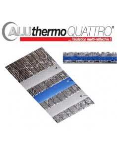 Tepelnoizolačné fólie Aluthermo Quattro, Reštaurácia 30 m 2