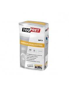 Uniwersalna szpachla francuska Toupret EC3 20 kg