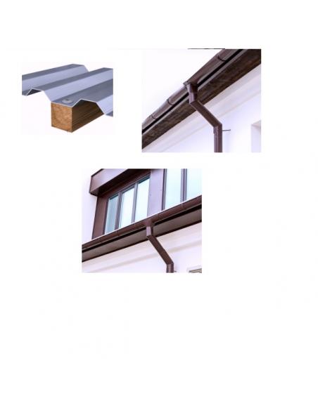 Wkręty uniwersalne z łbem płaskim Koelner 4,2x13mm (1000 szt.)