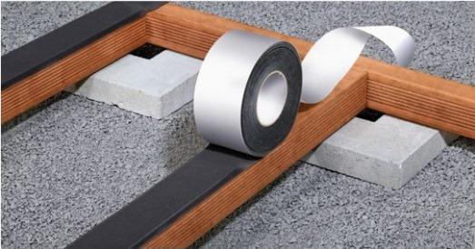 Produkty SPAX do ochrony drewna tarasowego